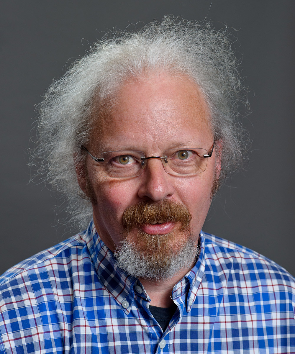 Photo of Mark Daniels, PhD