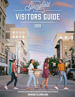 Springfield Visitor's Guide cover