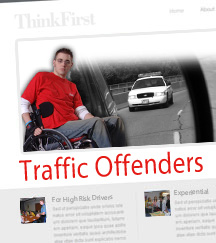 ThinkFirst for Traffic Offenders