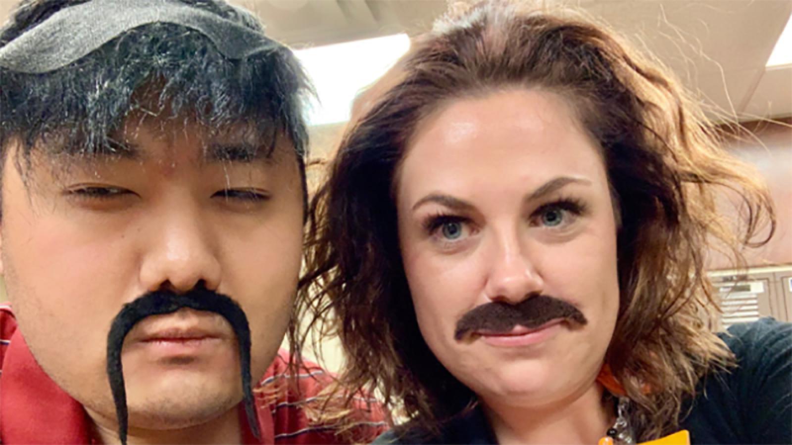 Psych-moustache