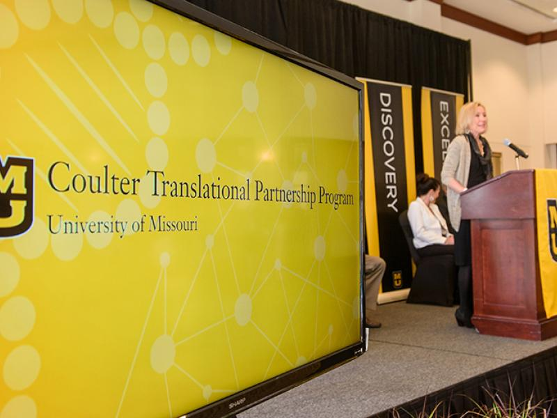 Coulter Biomedical Accelerator announcement