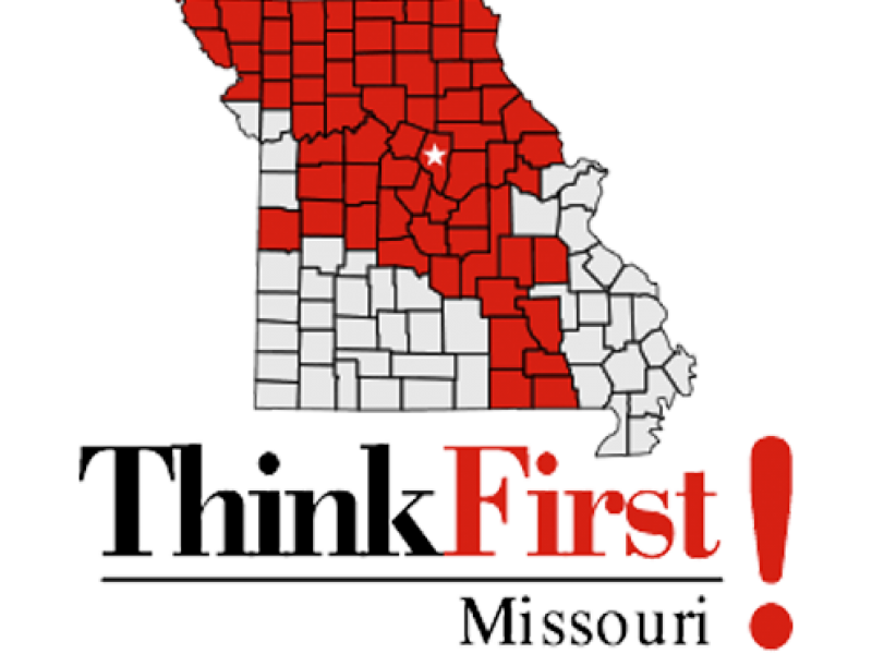 ThinkFirst Missouri logo