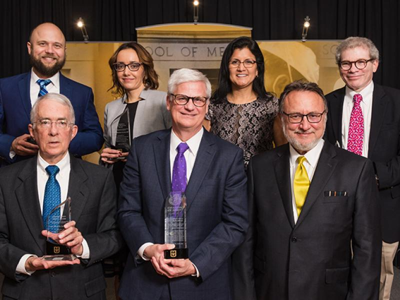 2019 MU School of Medicine Alumni Awards